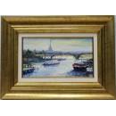 Pierre Chiflet: Paseo fluvial en París