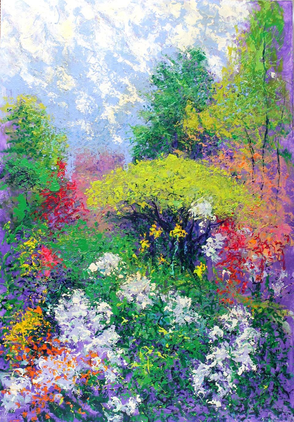 Andrés Rueda: Flores de la Alhambra