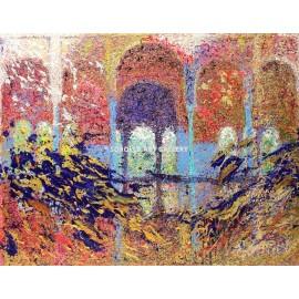 Arrayanes de la Alhambra