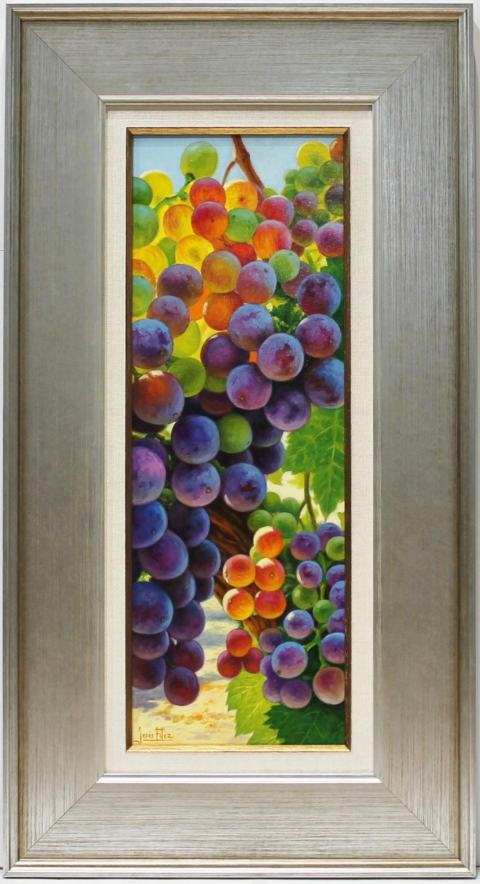 Jesús Fernández: Uvas