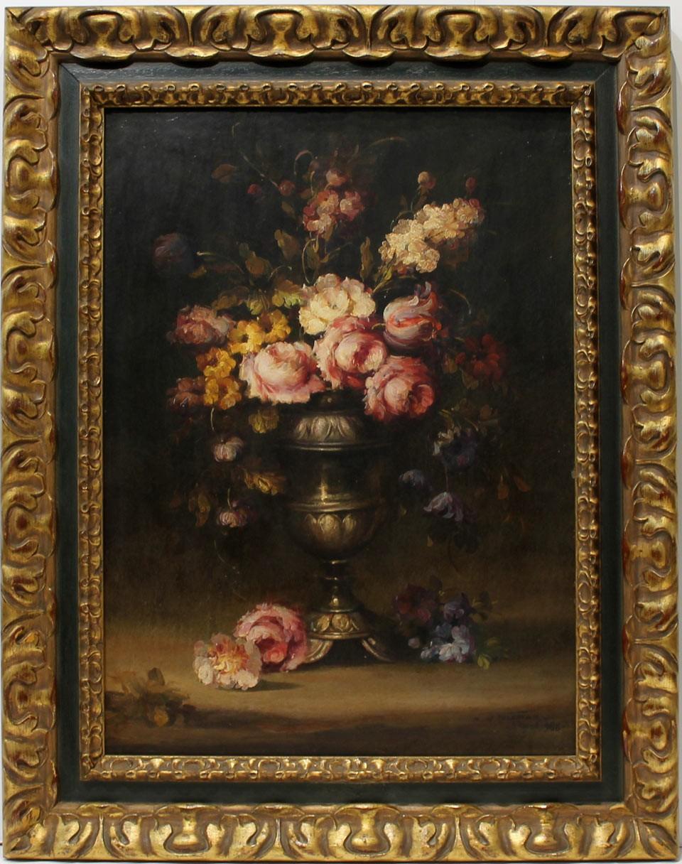 José Palomar: Flores