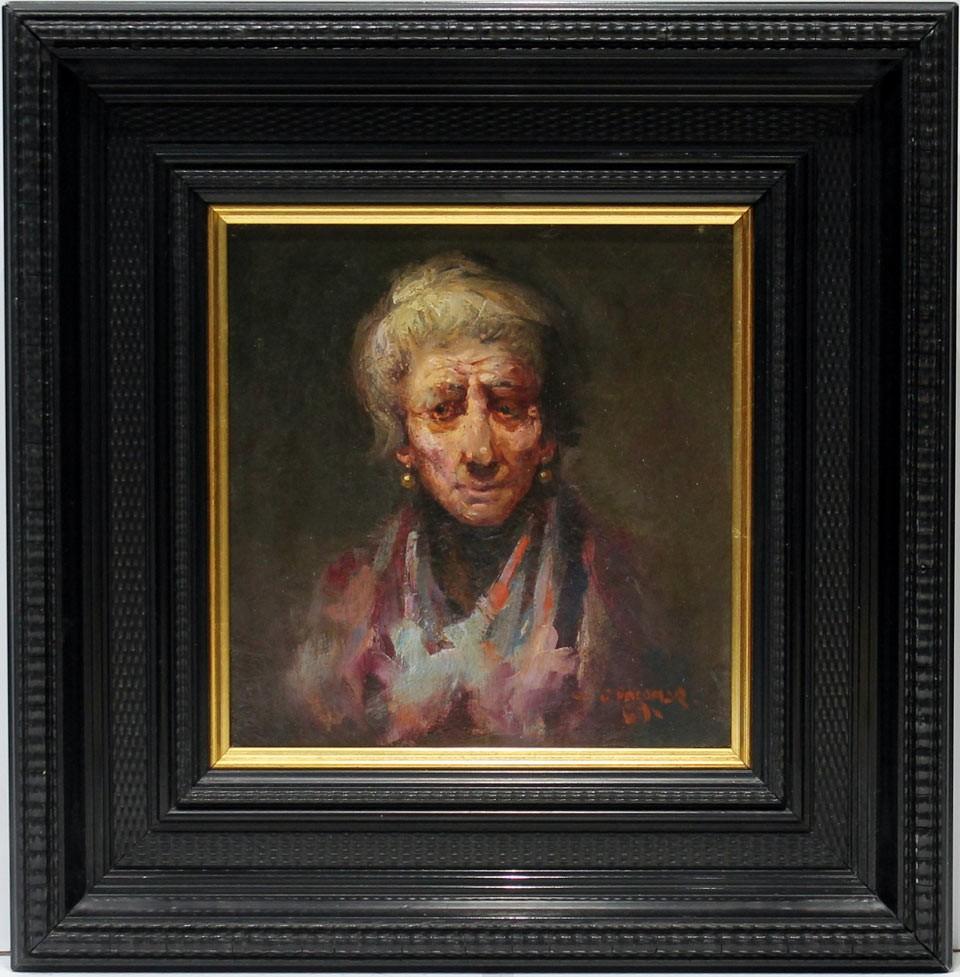 José Palomar: Cara de vieja