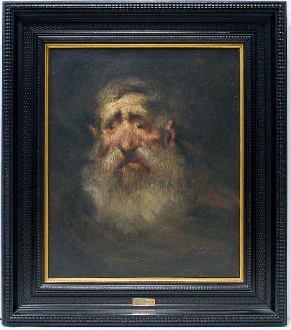 José Palomar: Figura de viejo