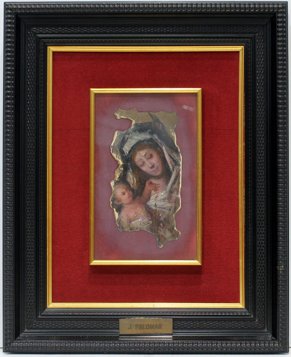 José Palomar: Virgen