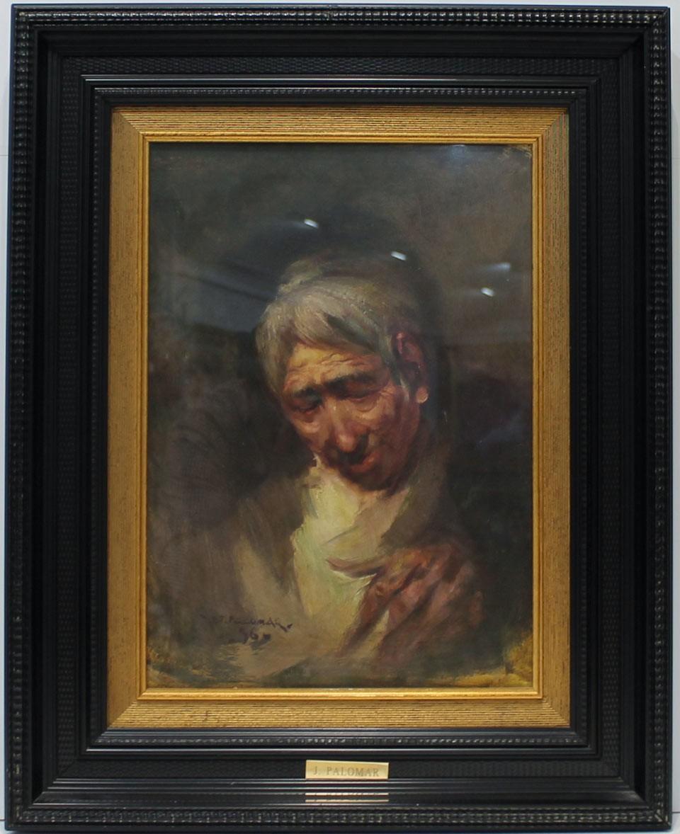 José Palomar: Viejo