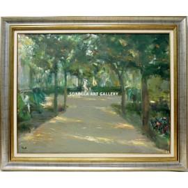 Manuel Reina: Garden of Lebanon