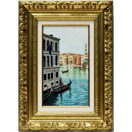 Vista de Venecia