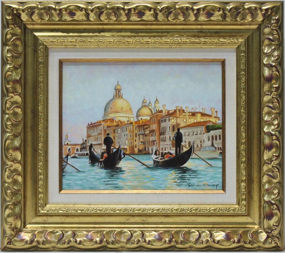 Silvia Navarro: Vista de Venecia