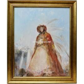 Ferreira: Virgen del Rocío de Pastora