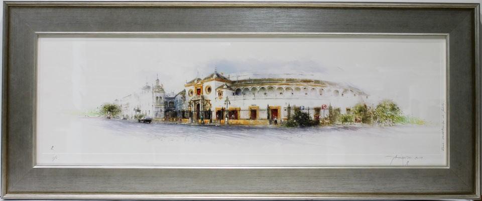 Azopardo: Vista de Sevilla