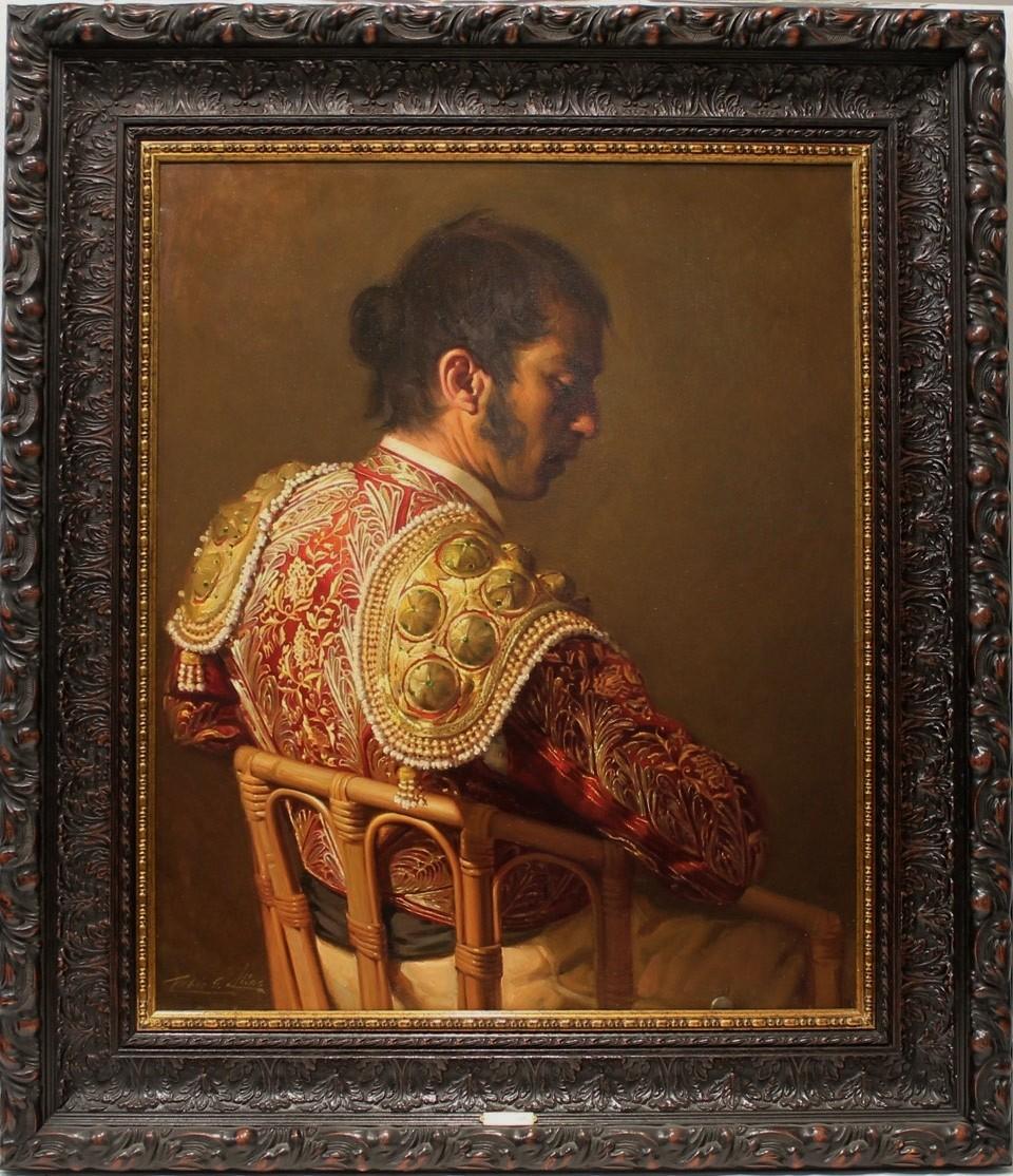 Pablo Segarra Chías: Figura de picador
