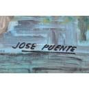 José Puente: Toros