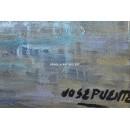 José Puente: Tarde de lluvia