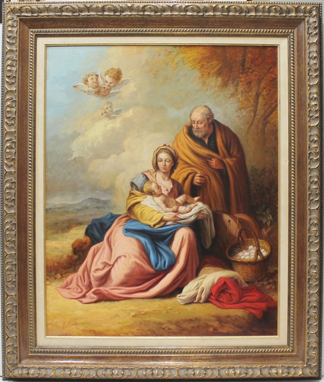 Luis de Pereda: Nacimiento