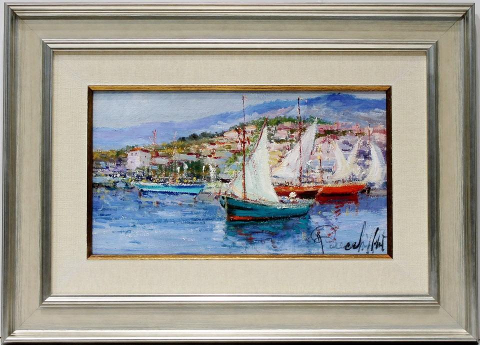 Pierre Chiflet: Los barcos