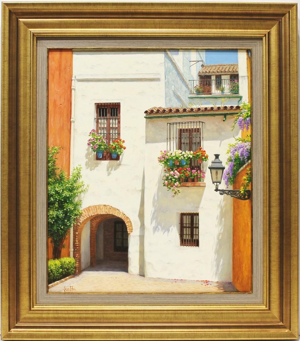 Jesús Fernández: Calle de la Judería
