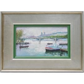 París y el río Sena
