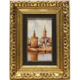 Giralda y Torre del Oro