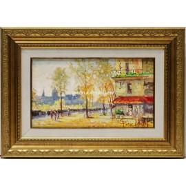 Pierre Chiflet: Otoño parisino