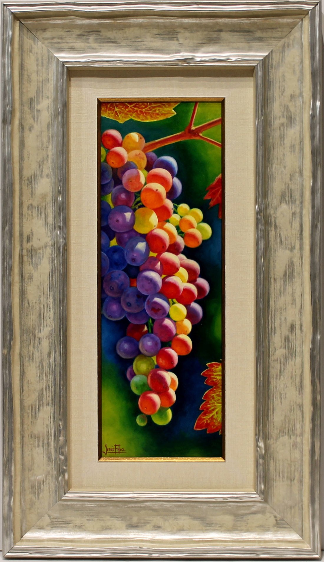 Jesús Fernández: Racimo de uvas