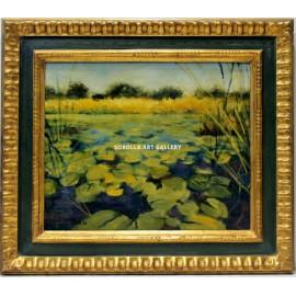 Perea: Water lilies