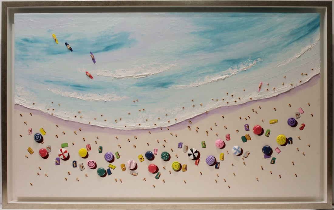 Alfredo Candela: Playa modernista