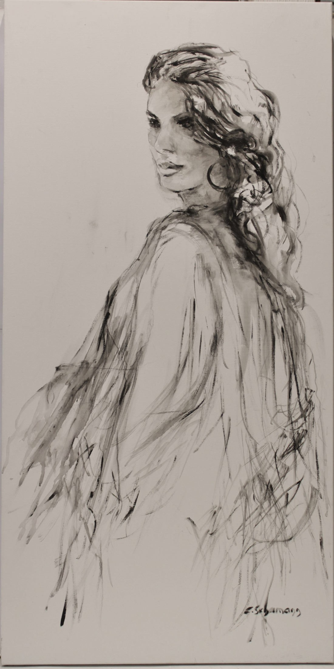 Carmen Schamann: Flamenca