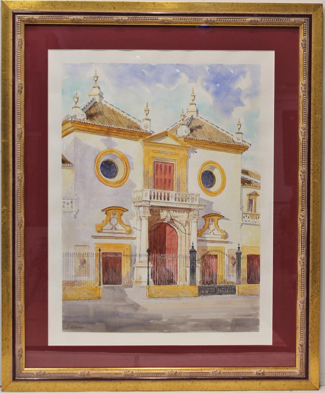 Emilio Zurrón: Puerta del Principe