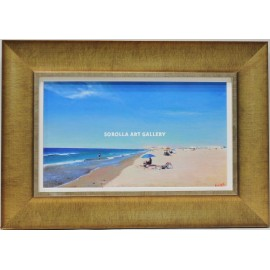 Manuel Reina: Playa de Cortadura