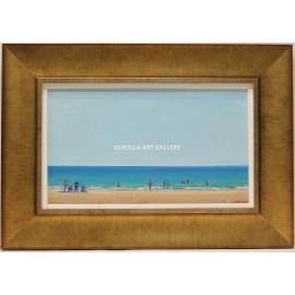 Manuel Reina: Beach day in Cortadura