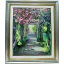 Rosa María: Jardín