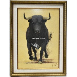 That bull