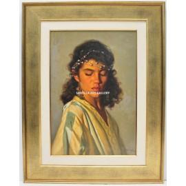 Pablo Segarra Chías: Young Arabian girl
