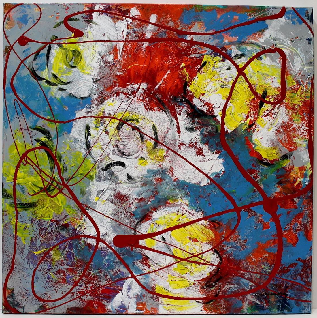 Carmen Schamann: Abstracto