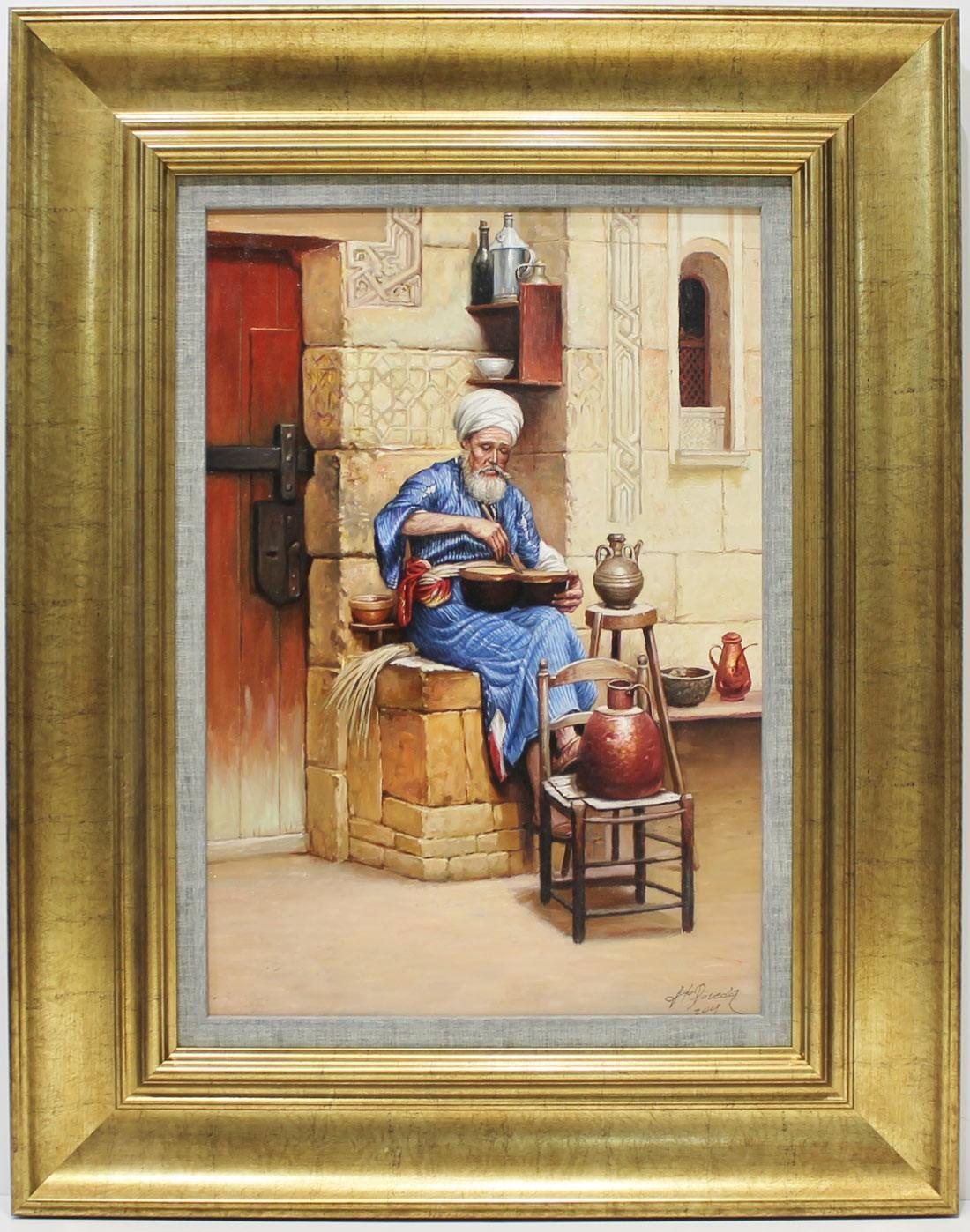 Luis de Pereda: Escribano morisco