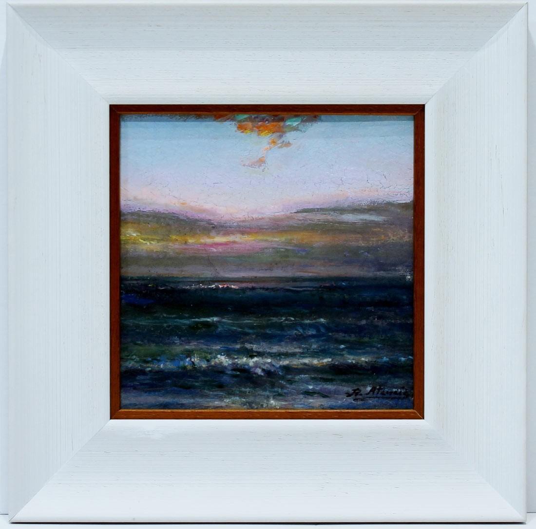 Rafael Atencia: El mar