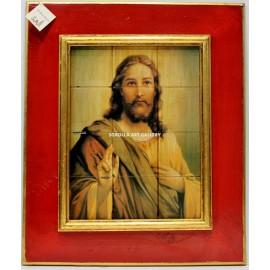 Azulejo Jesucristo