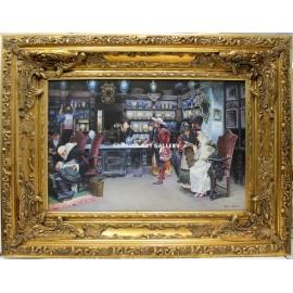Pedro Muelas: The pharmacy