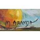 M. Aranda: Bodegón