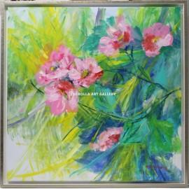 Carmen Schamann: Flores rosas