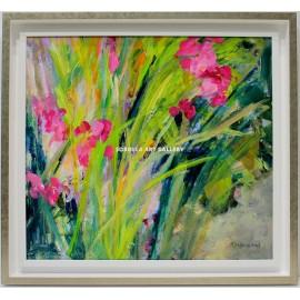 Carmen Schamann: Pink flowers