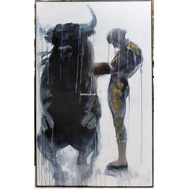 Bullfighter pass
