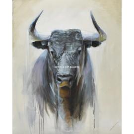 La mirada del toro