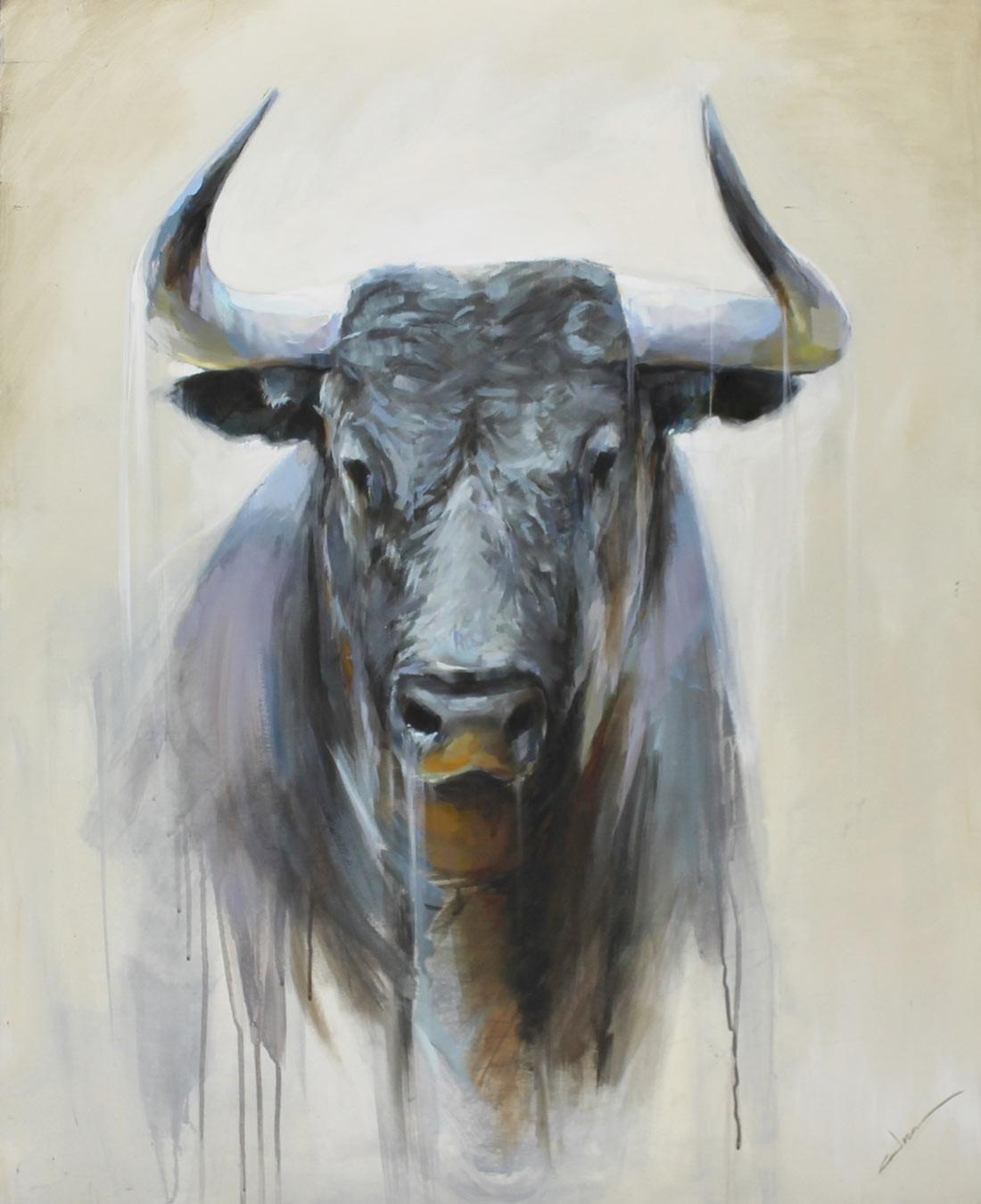 Abraham Pinto: La mirada del toro