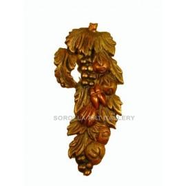 Sobrepuertas: Ramo de Frutas - 45 cm