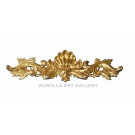 Wood Carvings: Lintel Classic - 82 cm