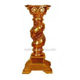 Columnas: Columna Salomóica - 80 cm (Fuste grueso)