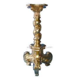 Solomonic column - 128 cm (Base Tripod Large)