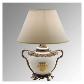 Pie de lámpara 33cm - Infantas