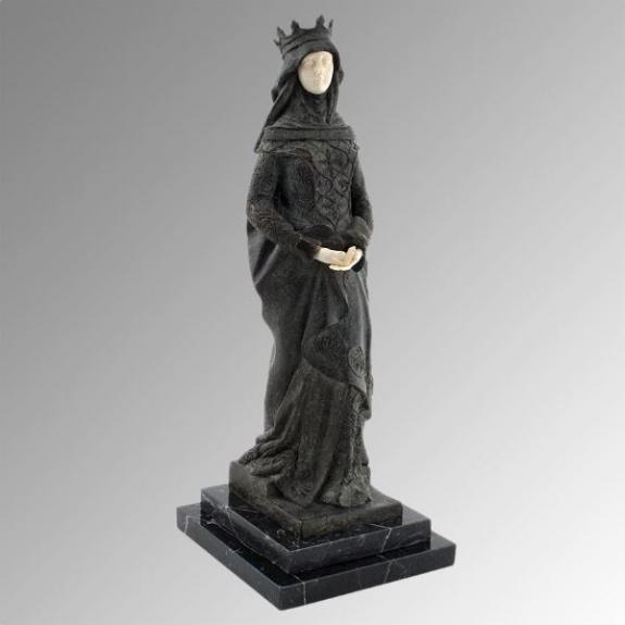 Bronces: Isabel la Católica - Verde